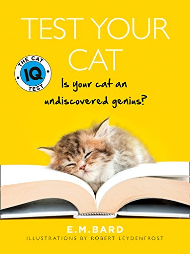 9780002555029: Test Your Cat: The Cat Iq Test