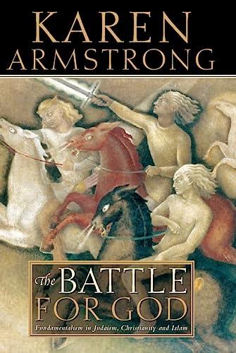 9780002555234: The Battle for God