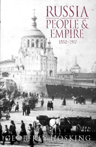 9780002555364: Russia: People and Empire: 1552-1917