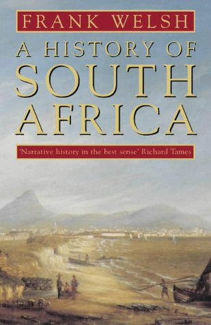 9780002555616: A History of South Africa