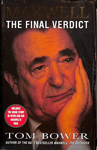 9780002555647: Maxwell: The Final Verdict
