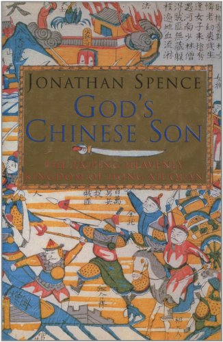 9780002555845: God's Chinese Son: Taiping Heavenly Kingdom of Hong Xiuquan