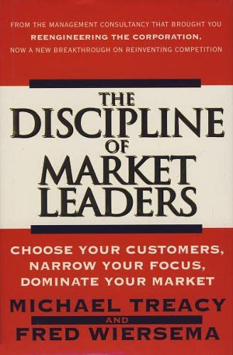 9780002556484: The Discipline of Market Leaders