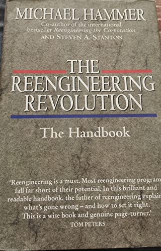 9780002556576: The Reengineering Revolution - the Handbook