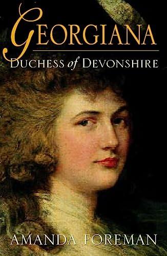 9780002556682: Georgiana, Duchess of Devonshire