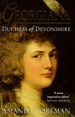 9780002556682: Georgiana, Duchess of Devonshire