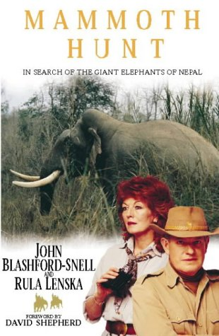9780002556729: Mammoth Hunt: In Search of the Giant Elephants of Nepal