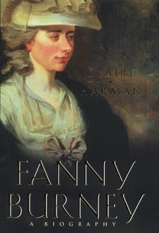9780002556903: Fanny Burney: A biography