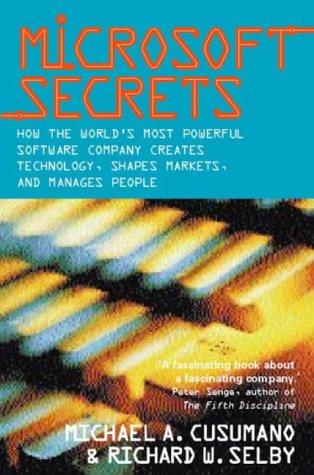 9780002556927: Microsoft Secrets : How the world