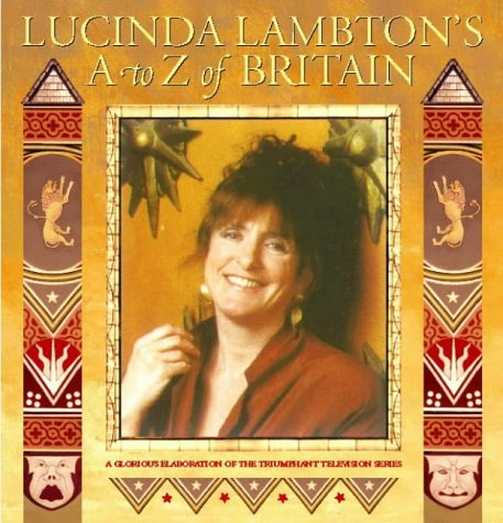 9780002556941: Lucinda Lambton's A-Z of Britain