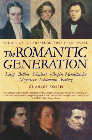9780002557122: The Romantic Generation