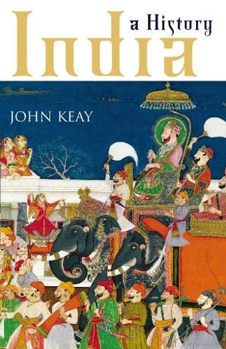 9780002557177: India: A History