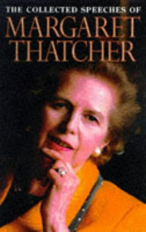 9780002557740: Margaret Thatcher: The Collected Speeches