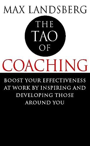 9780002557849: Tao of Coaching