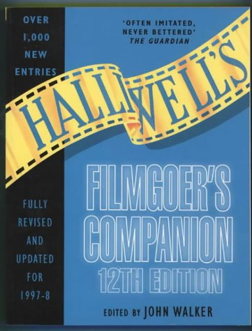 9780002557986: HALLIWELL'S FILMGOER'S COMPANION