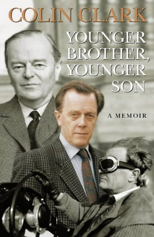9780002557993: Younger Brother, Younger Son: A Memoir