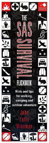 9780002558044: The SAS Survival Flickbook