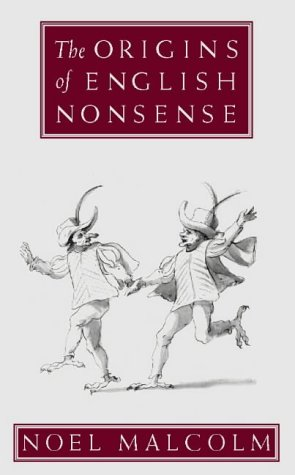 9780002558273: The Origins of English Nonsense