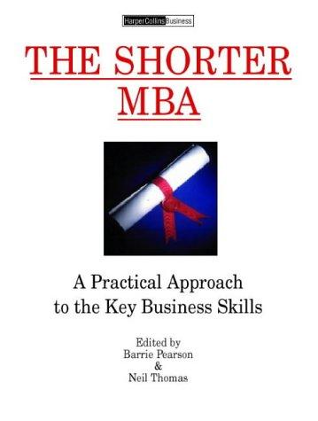 9780002558303: Shorter MBA a Practical Approa