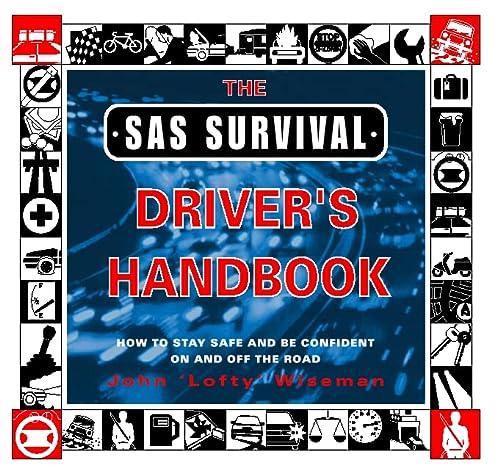 9780002558327: S.A.S. Survival Driver's Handbook
