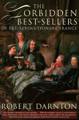 9780002558358: The Forbidden Best-Sellers of Pre-Revolutionary France