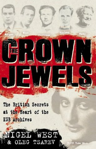9780002558686: Crown Jewels/British Secrets at the Heart of the KGB Archives