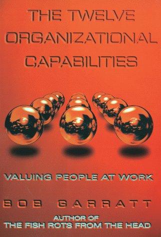 9780002558709: The Twelve Organizational Capabilities