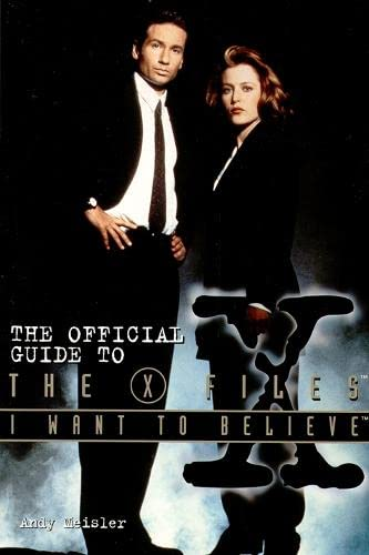 9780002558839: I Want to Believe: The Official Guide To The X-Files