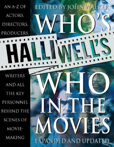 9780002559058: Halliwell's Who's Who in the Movies