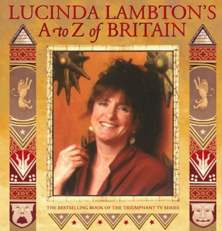 9780002559317: Lucinda Lambton's A–Z of Britain