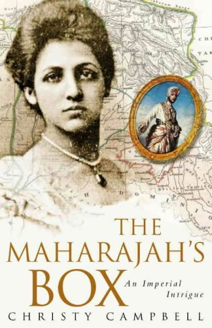 9780002570084: The Maharajah's Box: An Imperial Intrigue