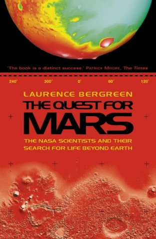 9780002570305: The Quest for Mars: NASA scientists and Their Search for Life Beyond Earth
