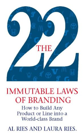 9780002570459: 22 Immutable Laws of Branding