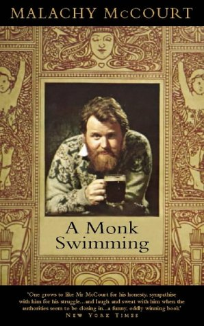 9780002570497: A MONK SWIMMING.