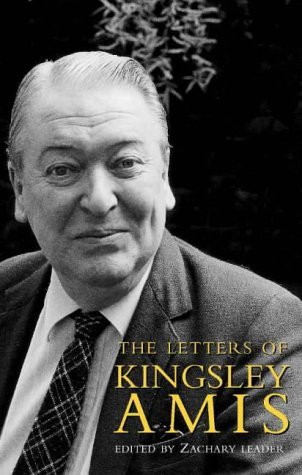 9780002570954: The Letters of Kingsley Amis