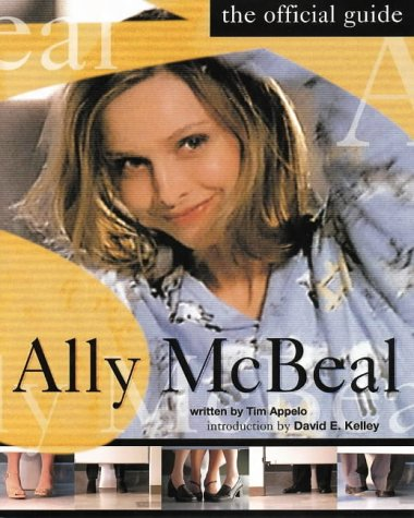 "9780002571197: ""Ally McBeal"": The Official Guide"