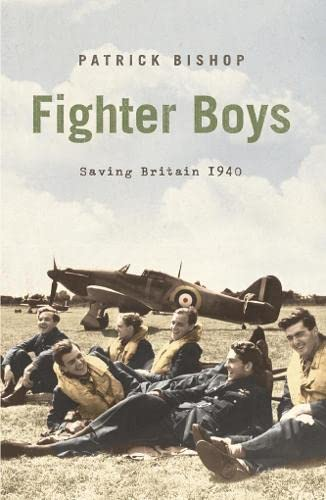 9780002571692: Fighter Boys: Saving Britain 1940