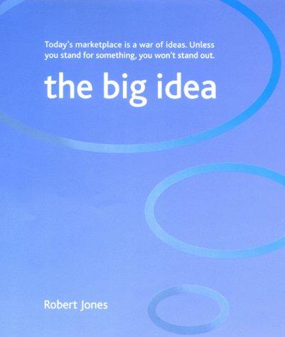 9780002571999: The Big Idea