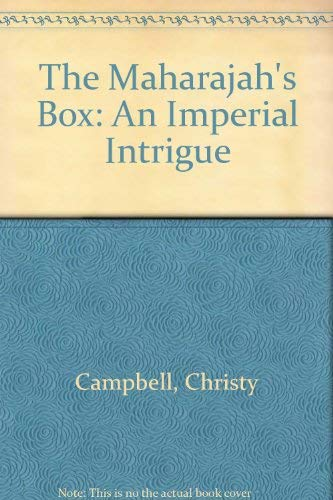 9780002572170: The Maharajah's Box: An Imperial Intrigue