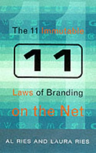 9780002572224: The 11 Immutable Laws of Internet Branding