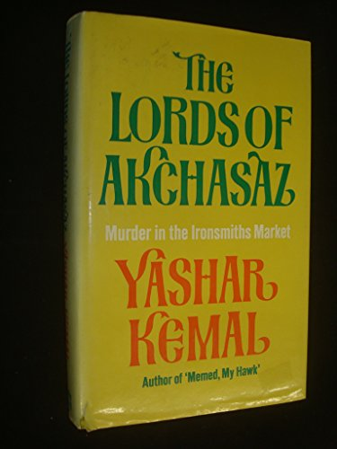 9780002615181: Lords of Akchasaz: Murder in the Ironsmiths Market