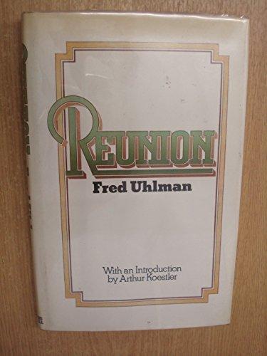 9780002617086: Reunion