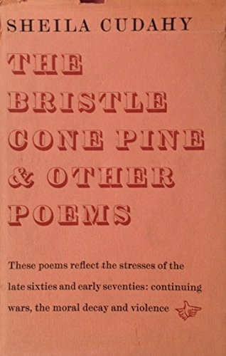 9780002620628: Bristlecone Pine and Other Poems