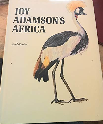 9780002623407: Joy Adamson's Africa