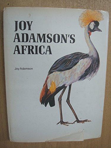 Joy Adamson's Africa (0002623625) by Joy Adamson
