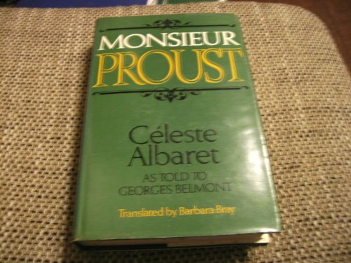 9780002625043: Monsieur Proust