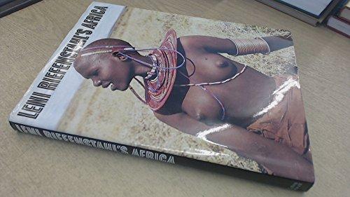 9780002625098: Leni Riefenstahl's Africa