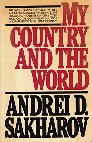 9780002625203: my country and the world