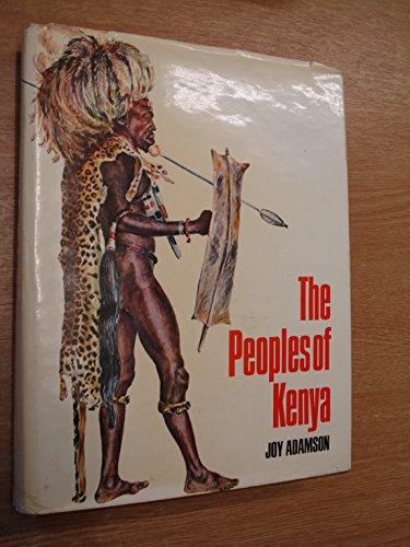 9780002626330: Peoples of Kenya