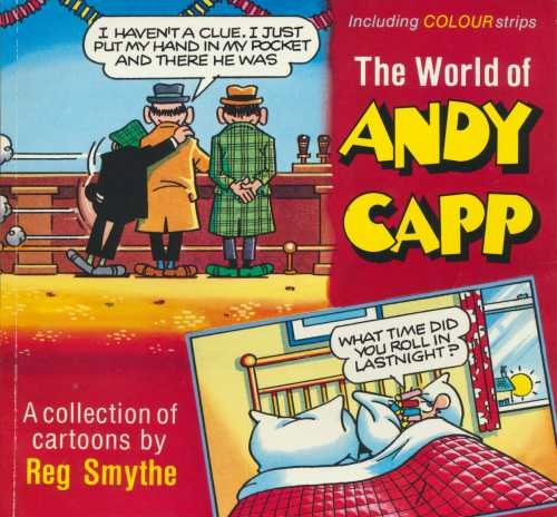 9780002679824: The World Of Andy Capp
